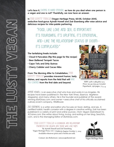 Lusty Vegan AMP Press Release copy JPG