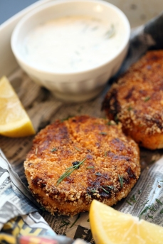 Heart of Baltimore Crab Cake